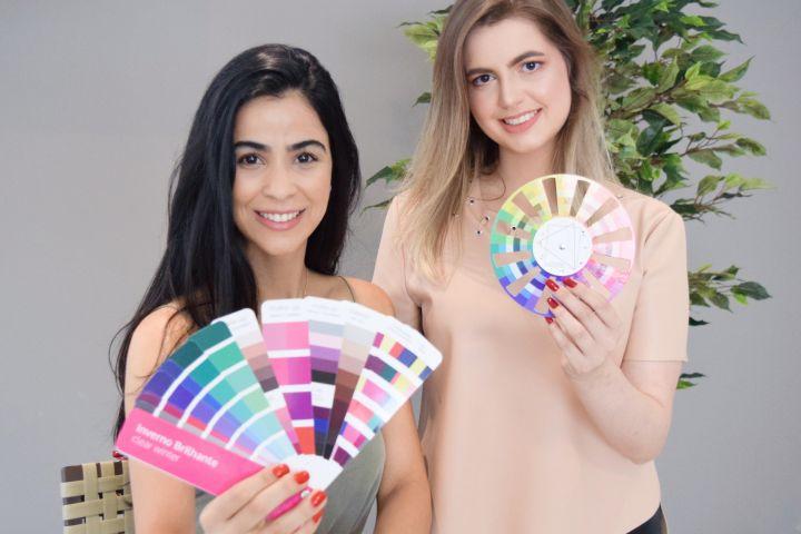 Veja o vídeo de uma das etapas da  Coloração Pessoal  e descobra os benefícios desseserviço!